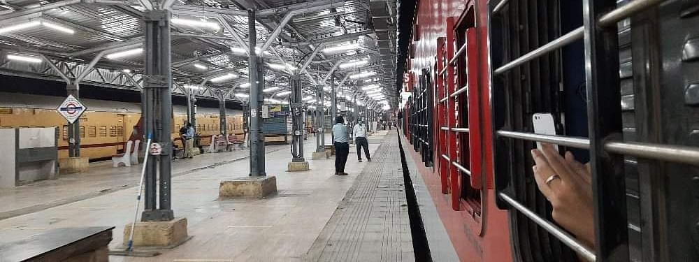The train which was arranged by the state government of Nagaland would be bringing back the stranded students from the state of Tamil Nadu