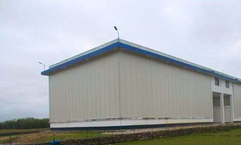 The Likabeli cold storage at Silapathar in Dehamaji district of Assam lies non-operational