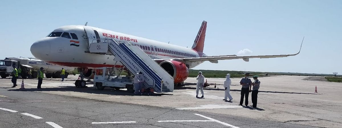 The COVID-19 positive passenger was travelling from Delhi-Ludhiana in Air India flight number 9I837