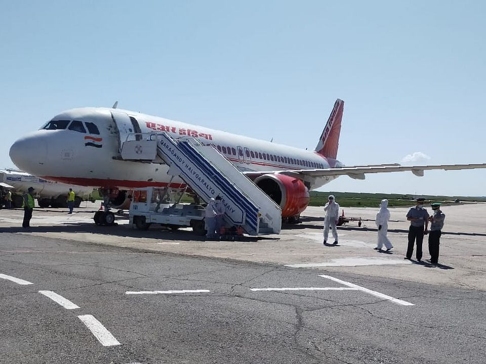 Air India passenger tests positive for COVID-19; 40 in quarantine
