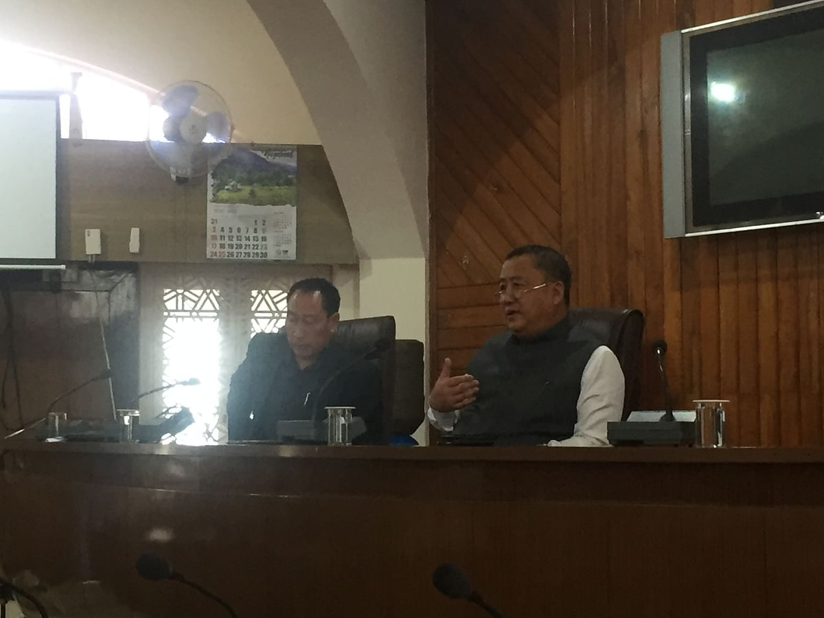 Total number of positive cases in Nagaland rises to four