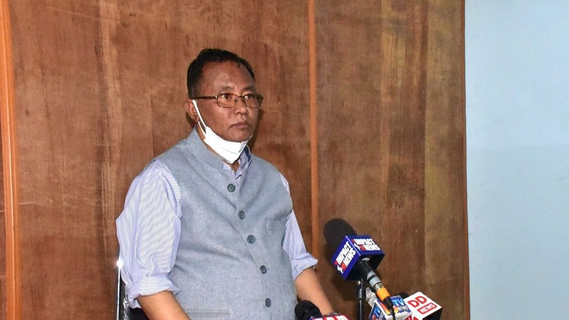 Manipur trying to bring back its stranded people home: Minister
