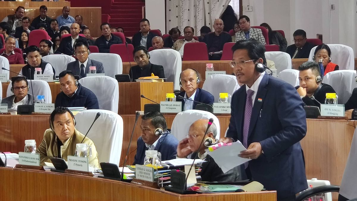 Meghalaya CM: About 2,000 cases filed against illegal coal activities in the last 5 years