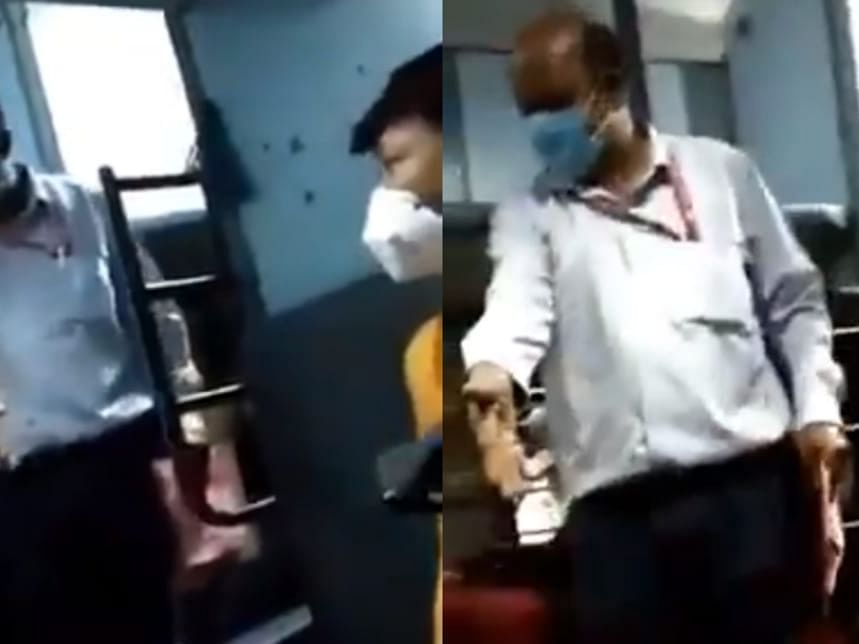 TTE suspended over 'abusive behaviour' to Sikkim students in train