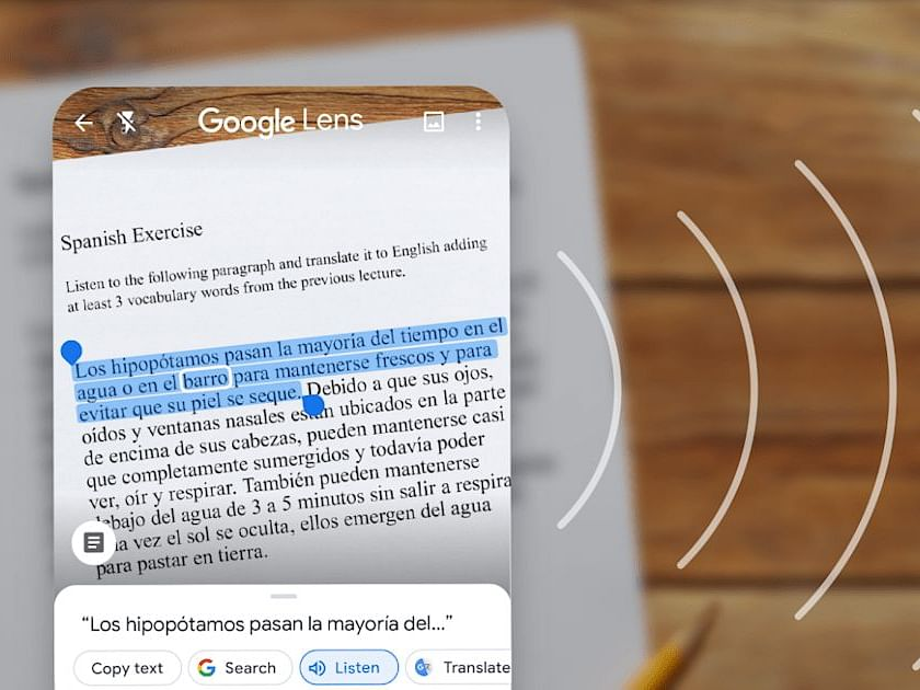 Google Lens' new feature: Now, copy-paste handwritten notes to PC