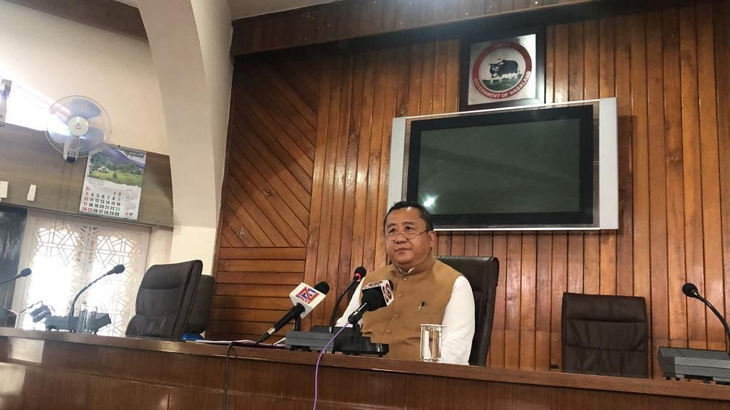 There are also large groups of students who are 'vulnerable' as most of the hostels and paying guest houses have been closed due to nationwide lockdown, says All Cities COVID-19 Task Force for Nagaland