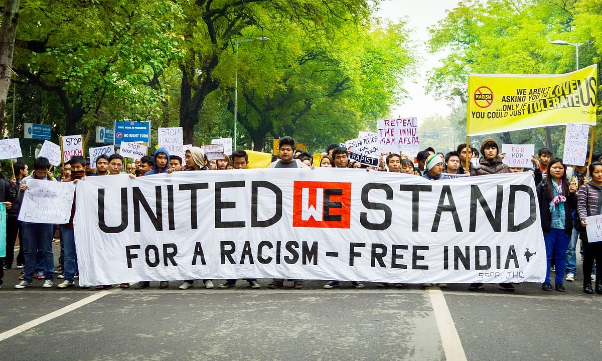 Such cases have been on the rise with at least 3 cases being reported from West Bengal, Telangana and Karnataka where people from Northeast became victims of racism.