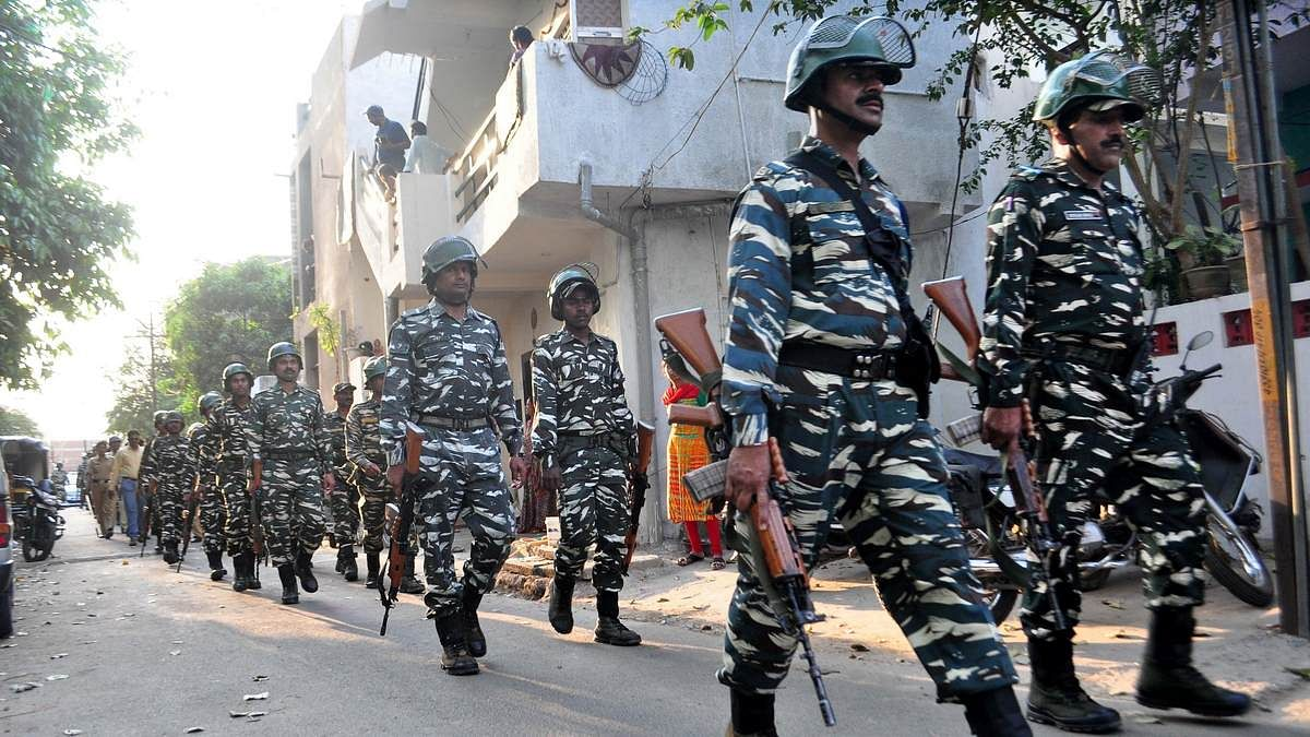 68 personnel of CRPF camp test positive for COVID-19 in Delhi