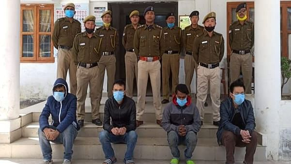 Arunachal: Drugs racket busted, 4 arrested in West Kameng district