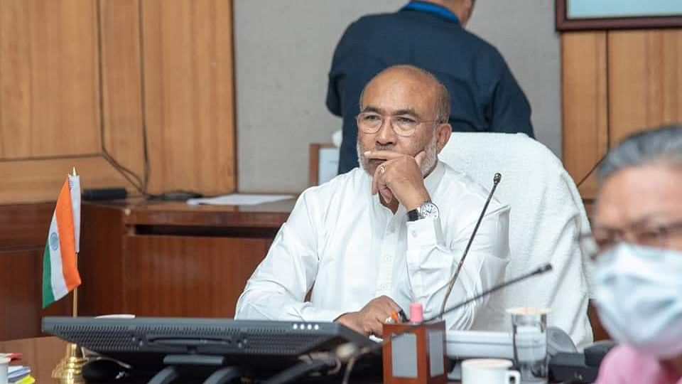 Manipur spent over Rs 60 crore in fighting COVID-19