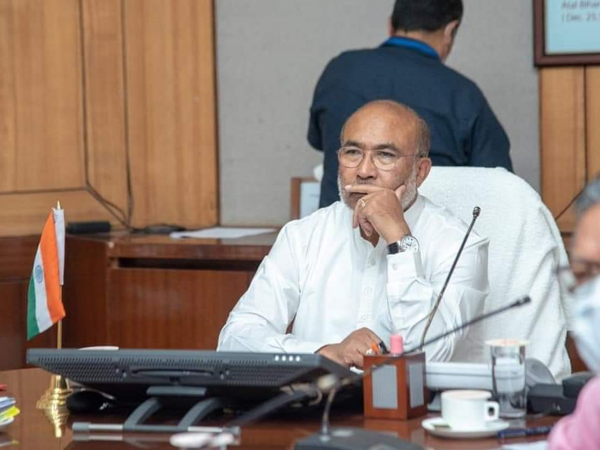 COVID-19: Manipur govt urges Centre to suspend CAPF postings in state