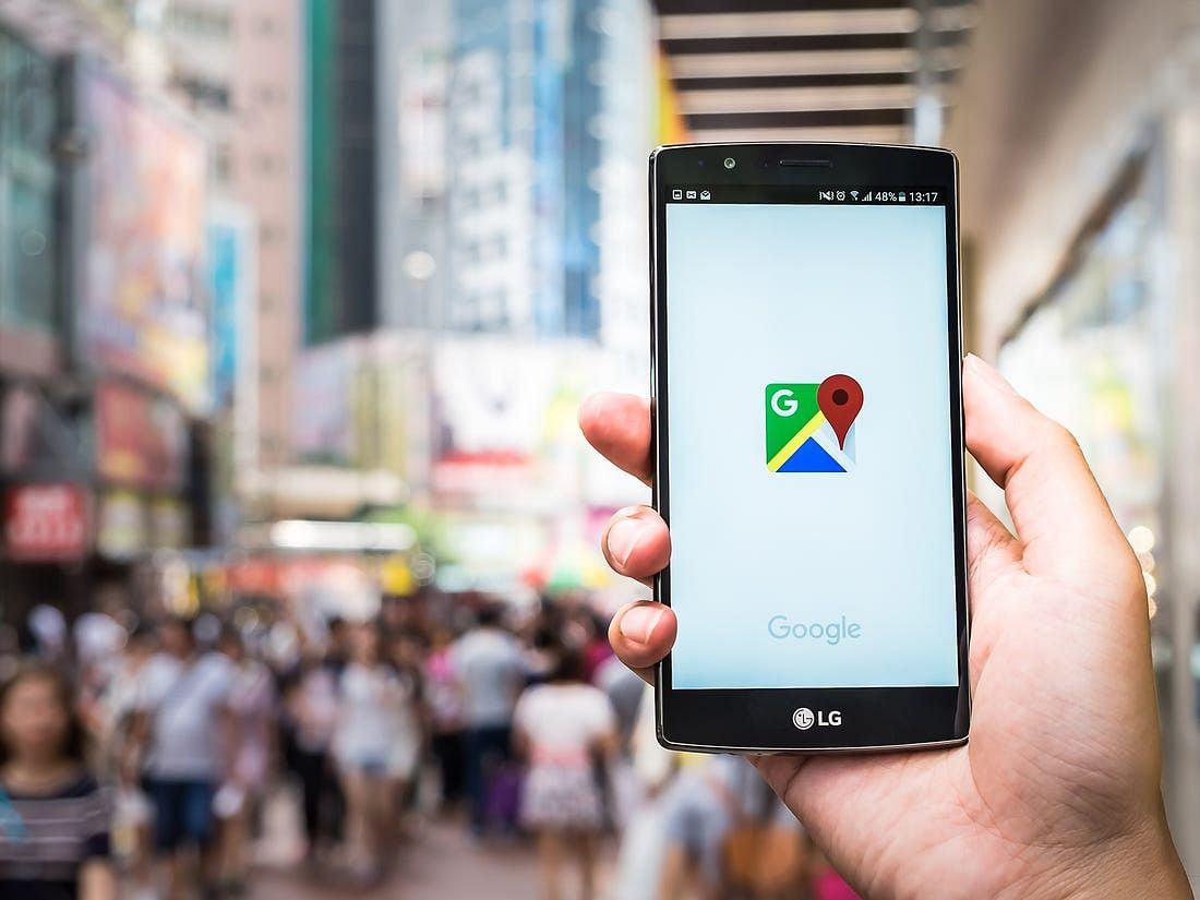 Man files complaint against Google Maps for causing domestic rift