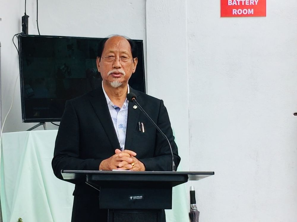 Do not stigmatise returnees; Fight COVID-19 as team Nagaland: CM