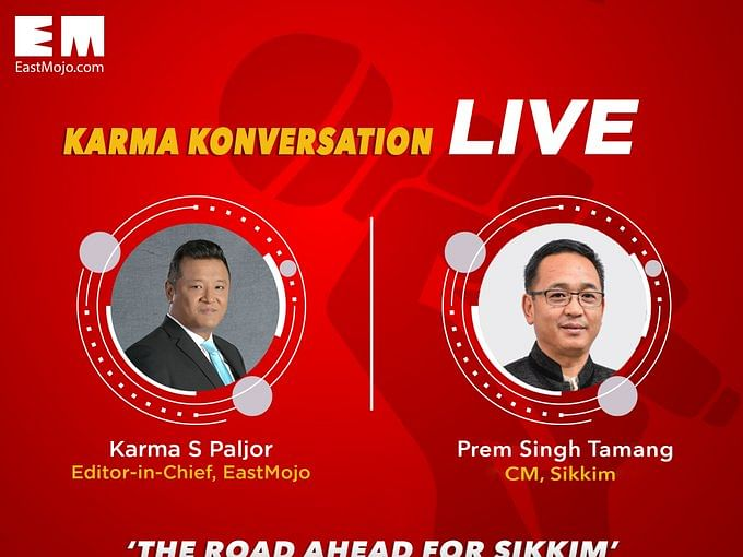 COVID-19: CM PS Golay talks on the road ahead for Sikkim | LIVE