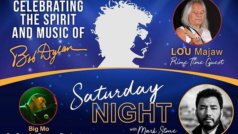Mark Stone's 'Saturday Night' live on IG to celebrate Bob Dylan