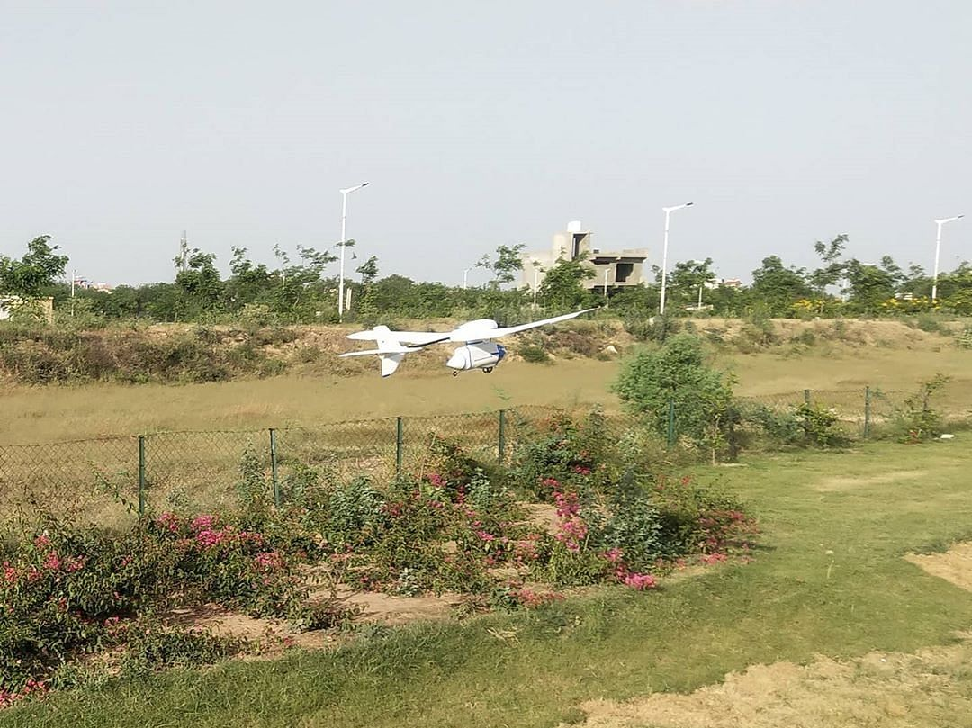 13 companies, including delivery companies of food, cargo and surveillance, received official approval to begin drone testing