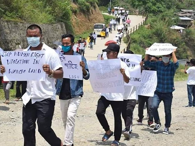 Manipur Naga CSOs condemn killing of civilian by Army in Arunachal
