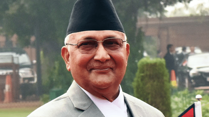 Nepal won't compromise on sovereign equality, says PM Oli