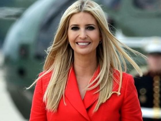Ivanka Trump hails Indian girl who cycled 1,200 km with ailing dad