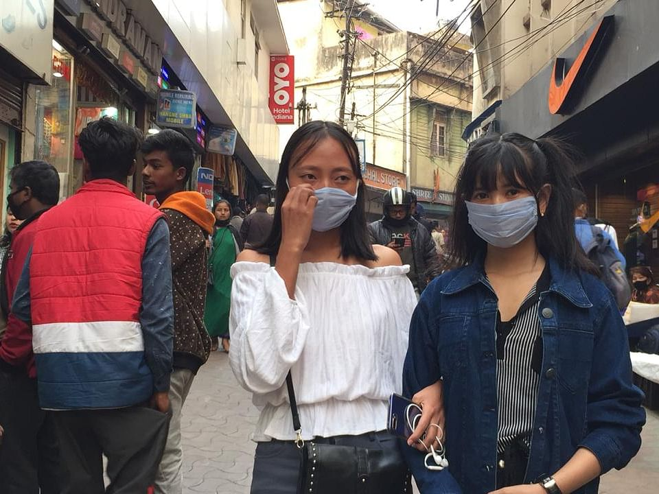 Will Meghalaya government impose a fine for not wearing masks?