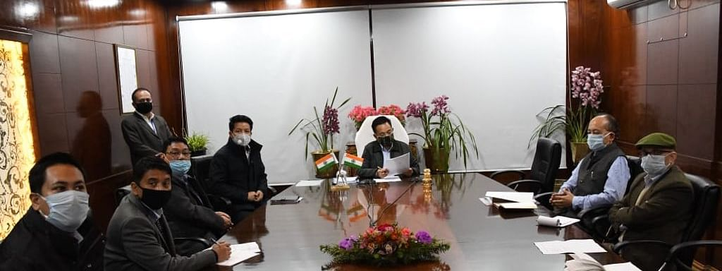 Sikkim government has formed its State Task Force to bring the stranded Sikkimese home