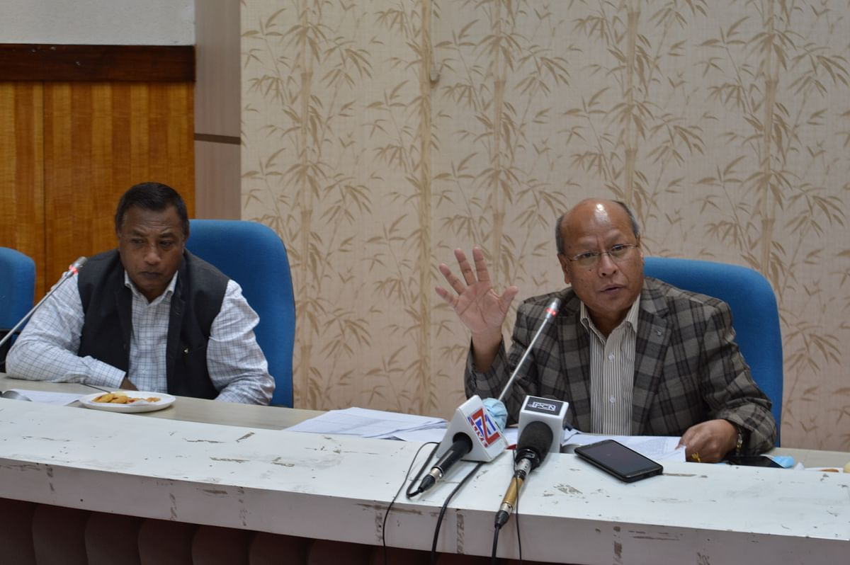5 new COVID-19 cases reported in Shillong
