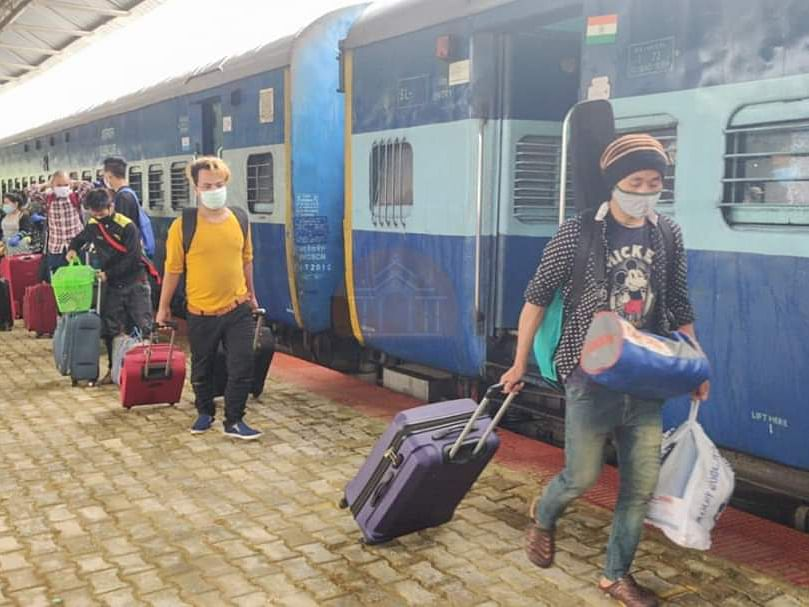 Manipur: Nearly 20k stranded persons from Delhi  to return home