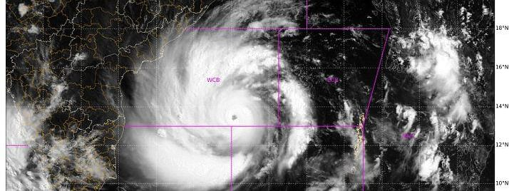 The cyclone is very likely to intensify into a Super Cyclonic Storm in the next 12 hours