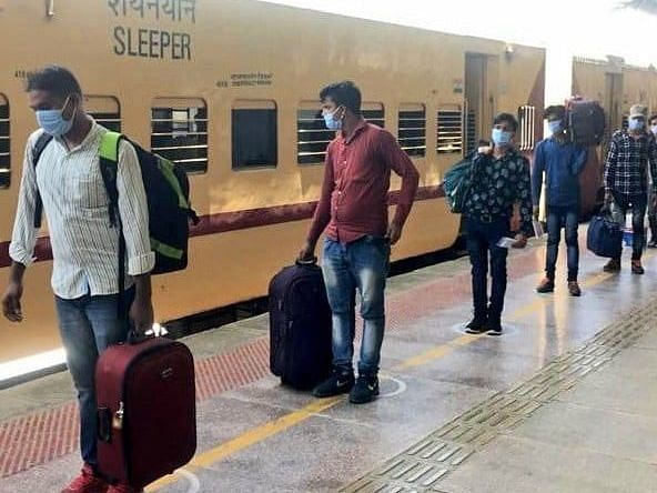 Assam: UPPL wants special train for migrant workers, writes to PM
