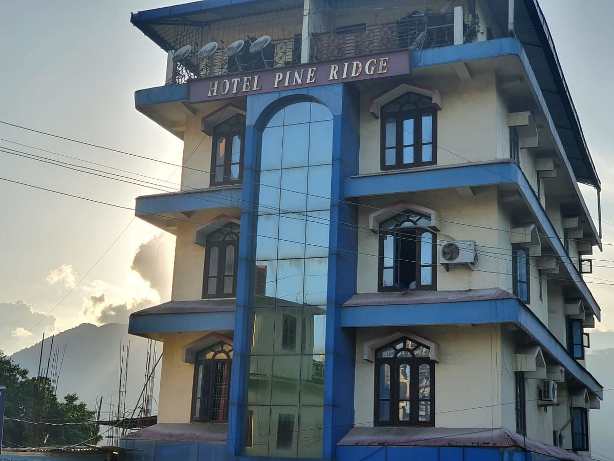 Hotel Pine Ridge in Itanagar