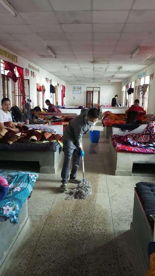 All the primary contacts of the COVID-19 patient from Ravangla quarantine centre have tested negative