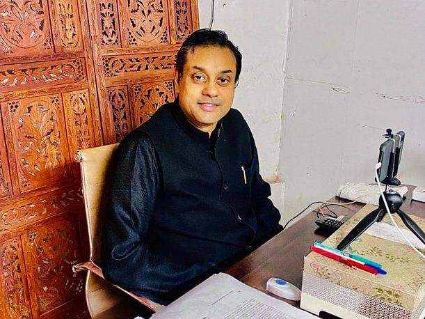 BJP's Sambit Patra admitted to hospital for COVID-19 symptoms