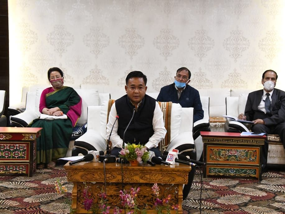 Those entering Sikkim illegally to be charged with Sec 307 of IPC
