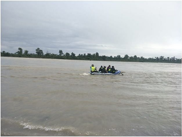 Over 3 lakh people have been affected during the first wave of flood in Assam so far