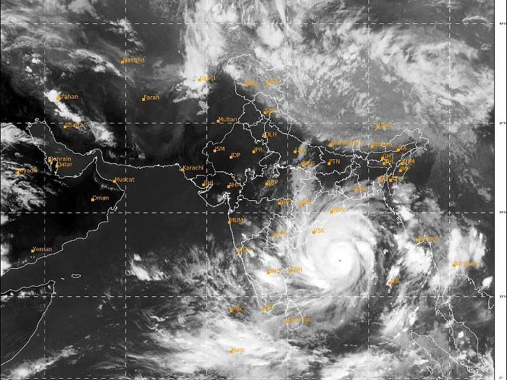 Supercyclone Amphan to hit  Bengal tomorrow; here are 8 facts