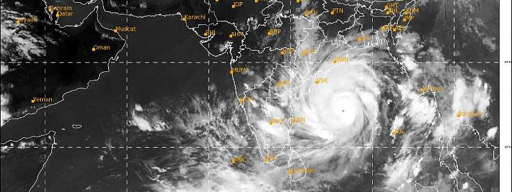 Super Cyclone Amphan is likely to make landfall in West Bengal tomorrow afternoon or evening