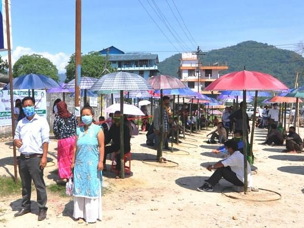 COVID-19: How Arunachal doctor is enforcing social distancing