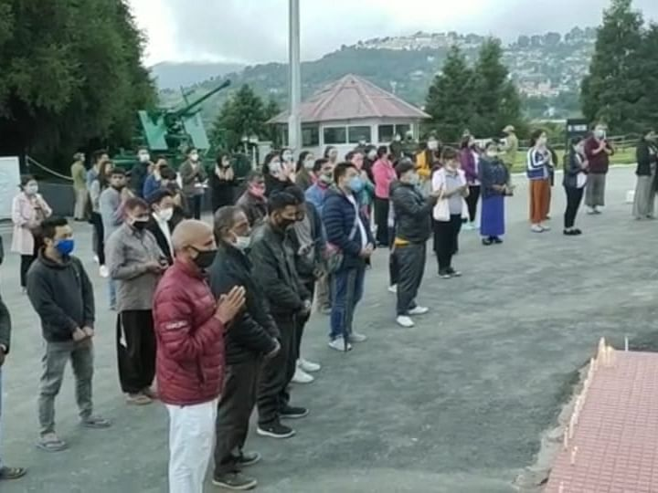 Arunachal: Tawang pays respect to martyrs of Ladakh faceoff