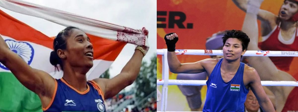 Both Hima Das and Lovlina Borgohain has brought many laurels for the country and for the state as well