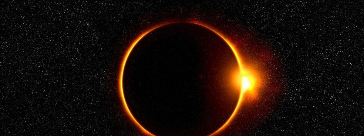 The country is witnessing its 'deepest' annular solar eclipse of this century