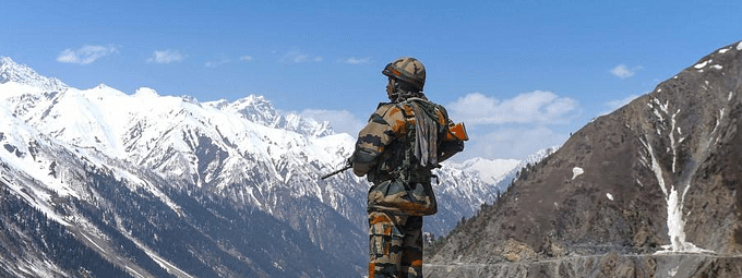 All the personnel shall carry arms and ammunition, bedding and sufficient warm clothing, said a source in the Sikkim Police department