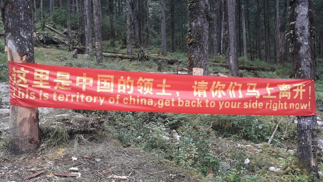 Indian, Chinese troops come face-to-face along border in Arunachal