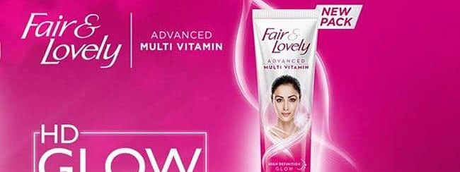 The company is removing the words 'fairness', 'whitening' & 'lightening' from all their products as well