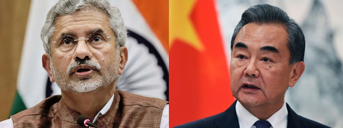 India's external affairs minister S Jaishankar will be meeting his Chinese counterpart in Moscow on Tuesday noon. Rajnath in Moscow