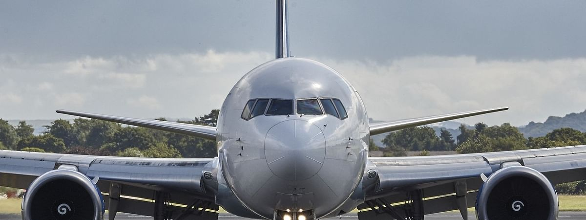 Domestic flight services will however remain in service