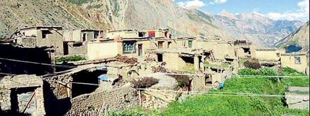 China has occupied a part of Nepal, Rui village in Gorkha district