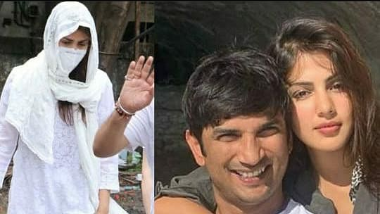 The NCB also informed the court that Rhea 'harboured' and 'concealed'  fact that Sushant Singh Rajput consumed drugs, despite being fully aware of it