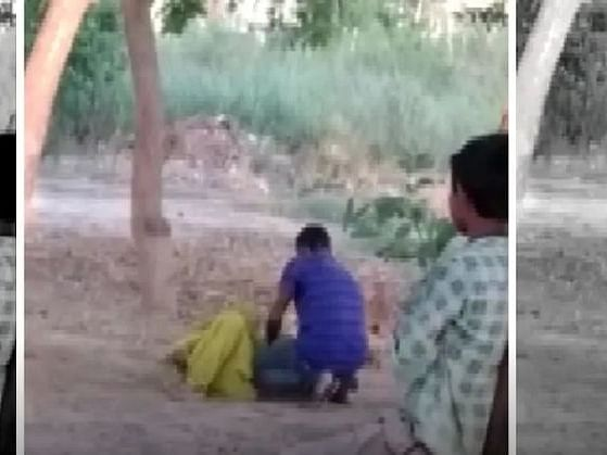 Man thrashes wife to death in front of 6-year old son in UP