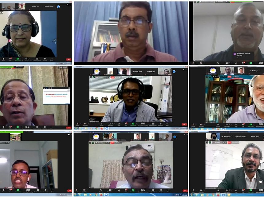 Global experts take part in Assam downtown University webinar
