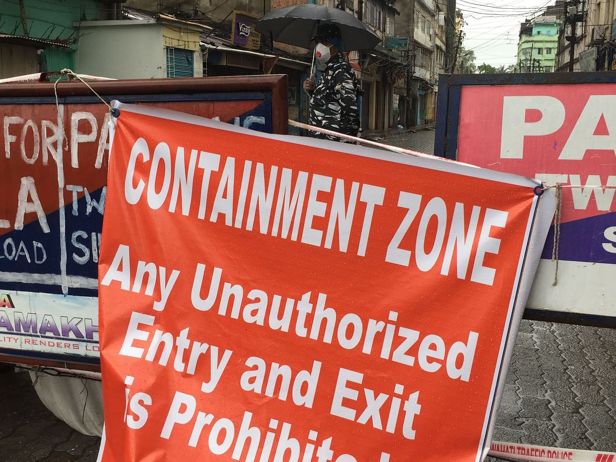 Assam: Now, Kamrup (M) has 26 active containment zones. Check list
